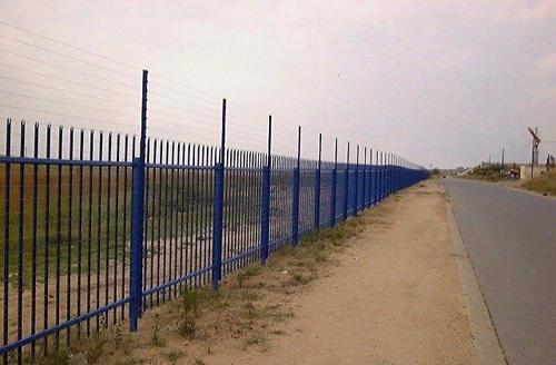 Industrial Estates Electric Fencing